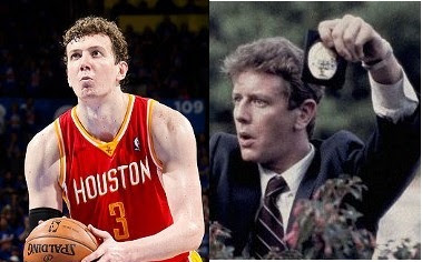 Omer Asik looks like Judge Reinhold