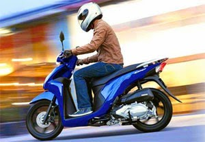 Honda Spacy 2015