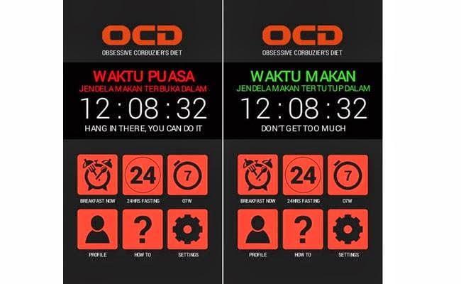 Aplikasi OCD Untuk Android Memudahkan Program Diet Anda ...