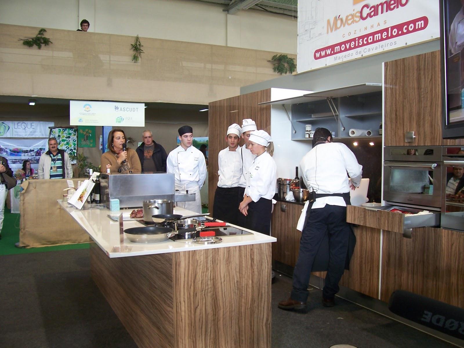 #466585 COZINHA EXPERIMENTAL Eventos: NORCAÇA 2011 1600x1200 px Projeto Cozinha Experimental Na Escola #2535 imagens