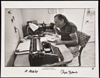 Bukowski auction