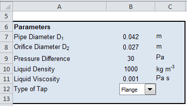 how to find annelaing parameters