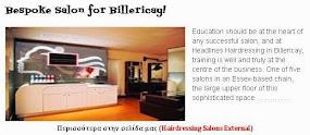 Bespoke Salon for Billericay!