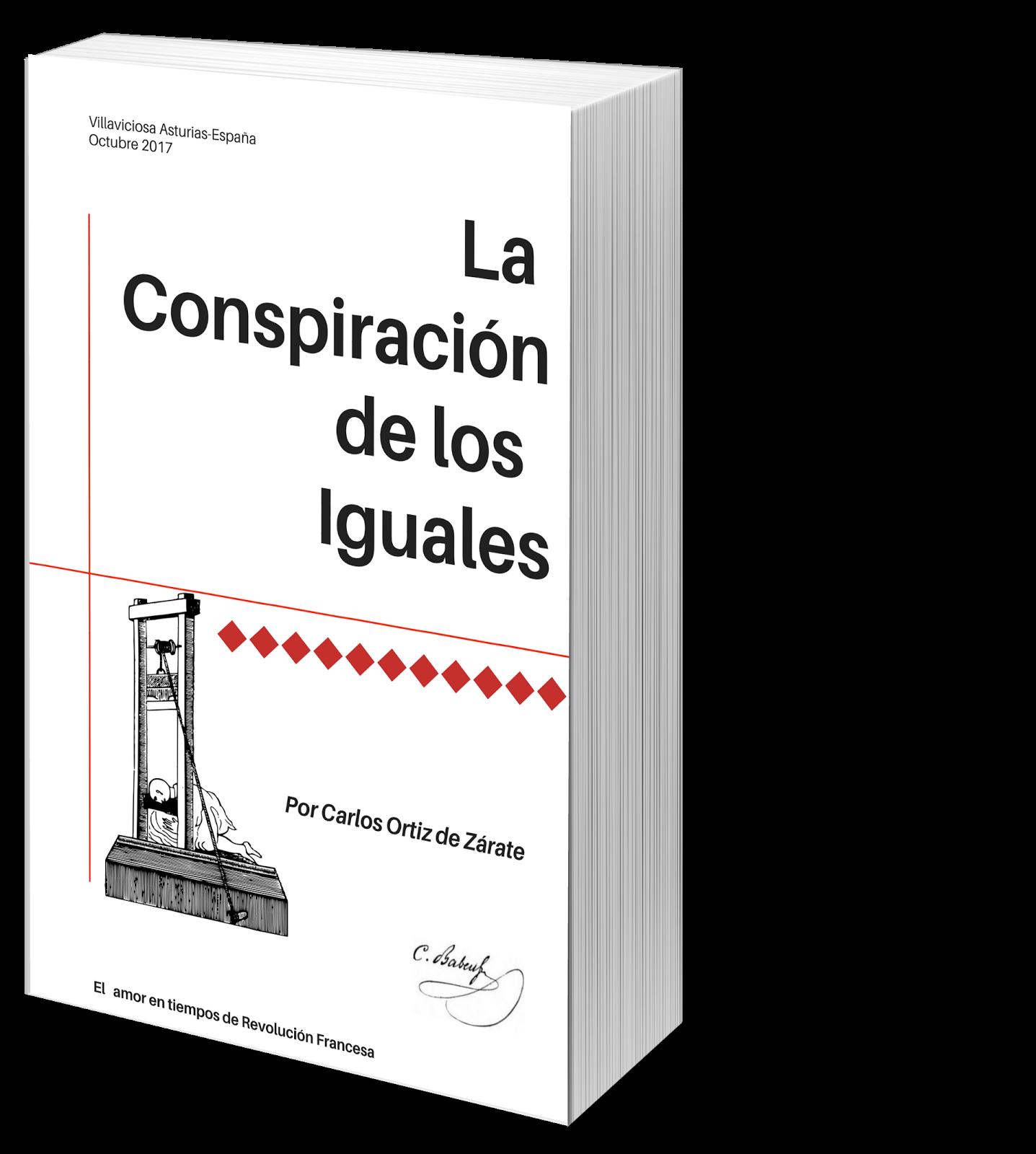 Aquí puedes leer    los capítulos juntos y actualizados  de la Conspiración de los Iguales