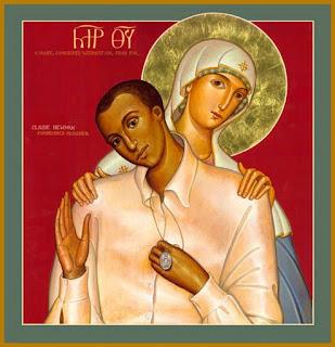 [Image: Claude-Newman-Virgin-Mary-The-Teacher.jpg]