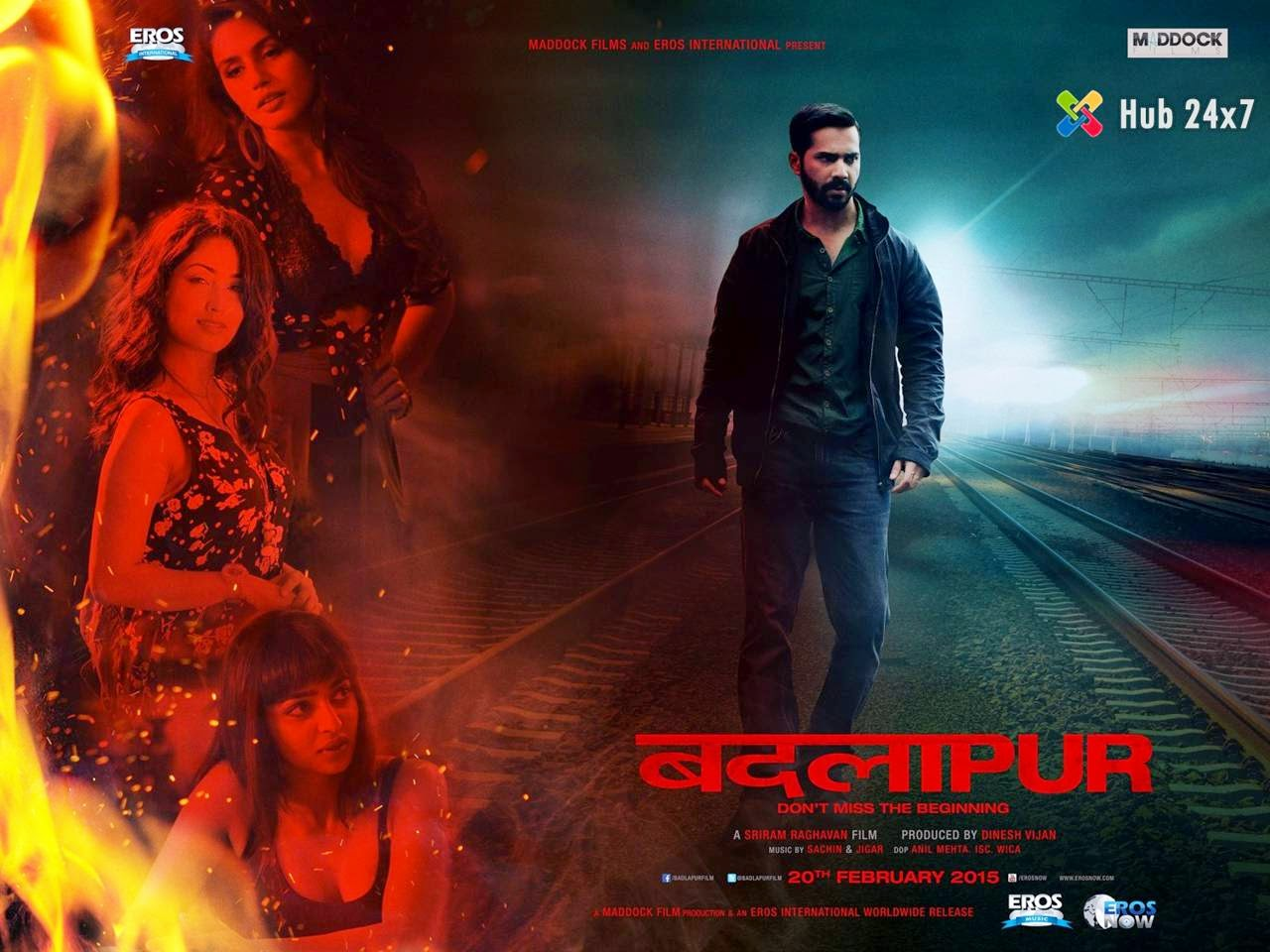 Badlapur wins praise from the industry - Cinema Hub24x7