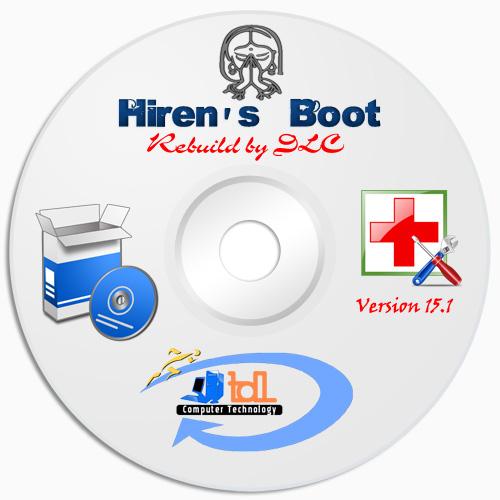 Hiren s bootcd 10 1 hiren s bootcd rebuild by dlc v2 minixp and mini7