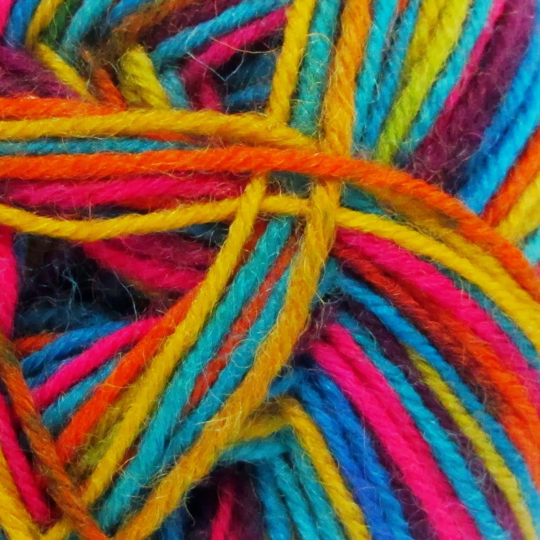 Naturalmente lanas nous colors nuevos colores for Mantas de lana de colores
