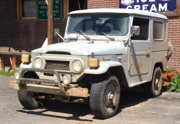 For Sale 1978 Toyota Land Cruiser FJ40 4x4 Cars