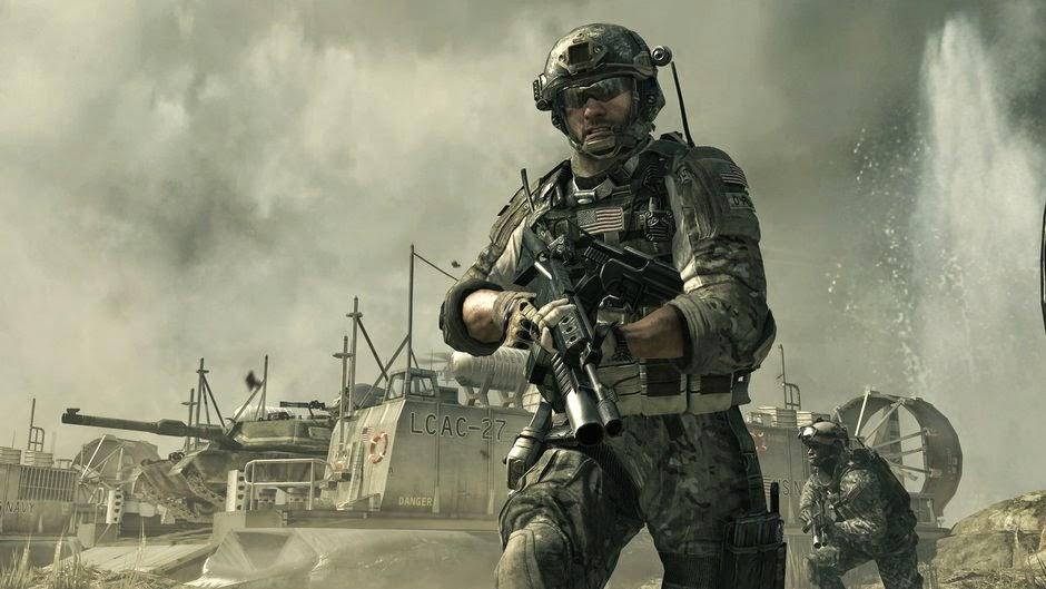call of duty modern warfare myegy