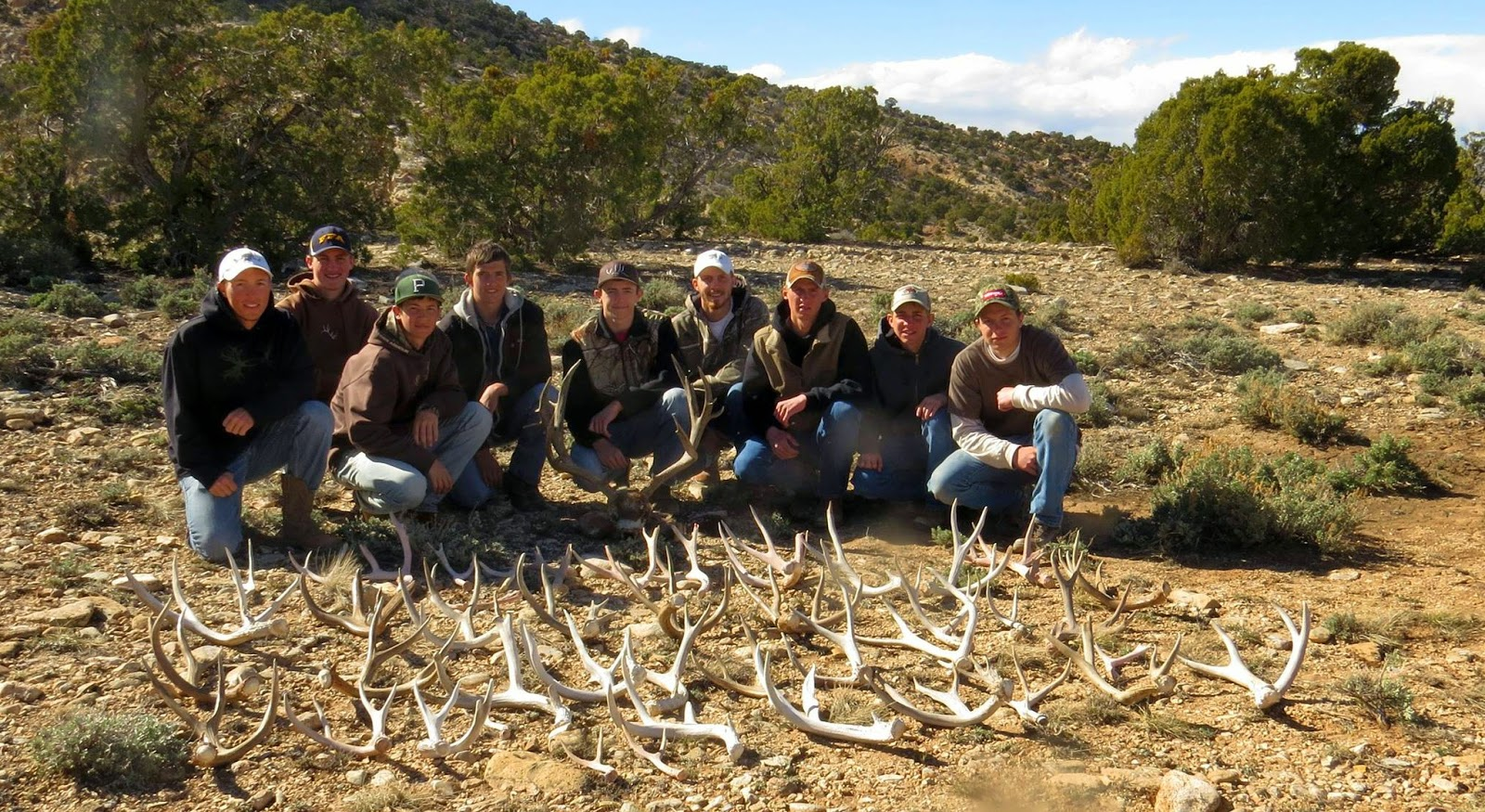 Rmef Youth Blog Finding Shed Hunting Honey Holes