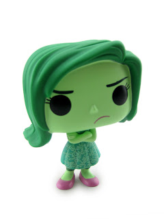inside out funko pop disgust