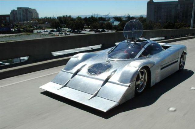 Worlds fastest amphibious land speed vehicle