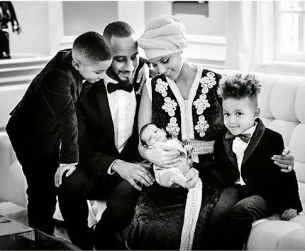 SO CUTE: Alicia Keys Unveils First Photos of Baby Genesis