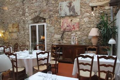 Restaurante Le Tournesel en Sorèze. Blog Esteban Capdevila