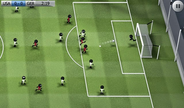 Stickman Soccer android