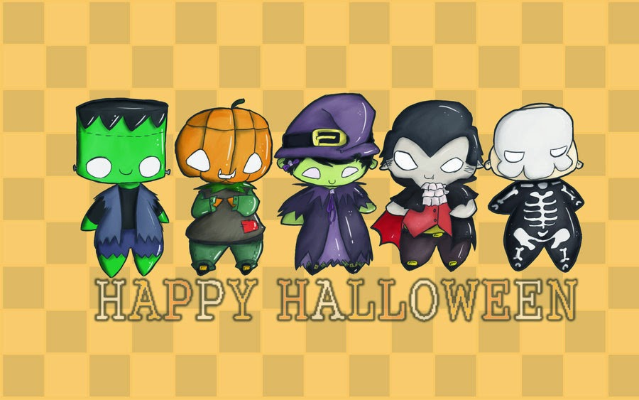 Happy Halloween, part 5