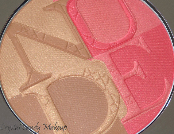 DiorSkin Nude Tan Paradise Duo 002 Coral Glow de Dior - Review