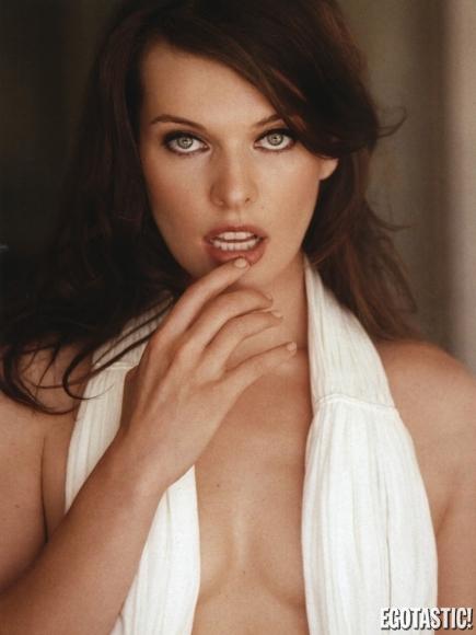 Mila jovovich do porn