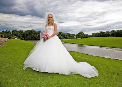 Wynyard Hall Bride