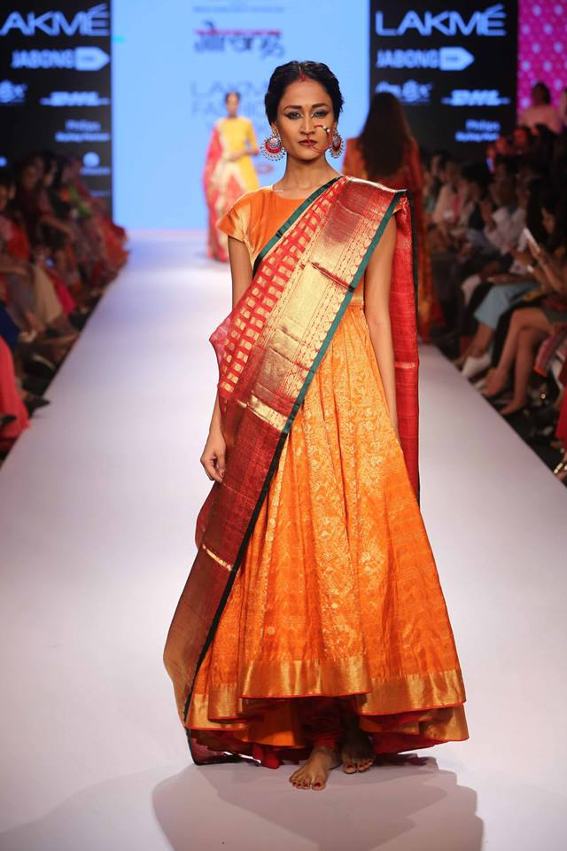 Gaurang Lakmé Fashion week a/w 2015