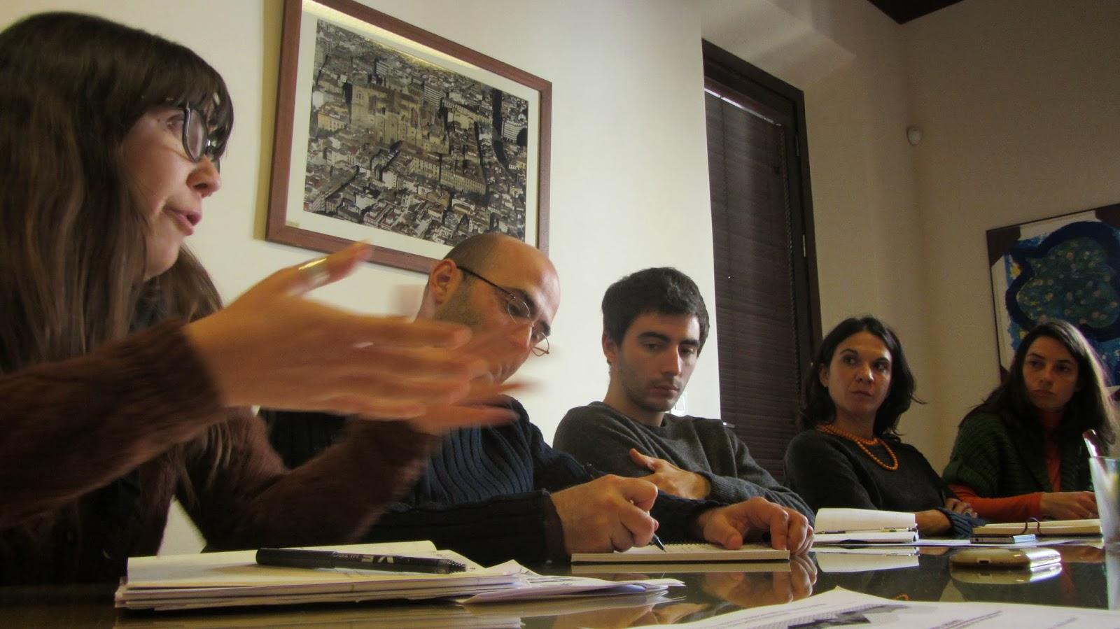 Vivienda social y ciudad des bordes cyted seminario en - Colegio arquitectos granada ...