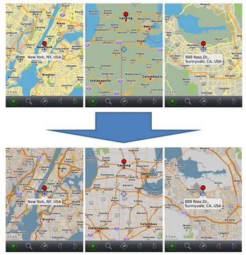 BlackBerry Maps adds 34 New Countries, new POIs