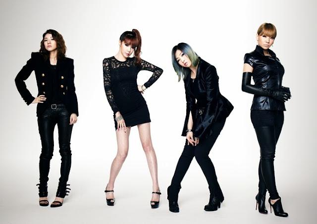 Gambar 2NE1 Terbaru