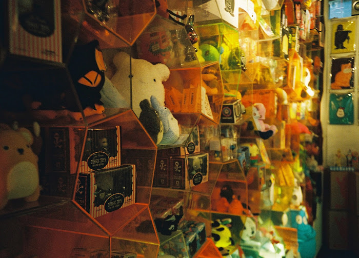 it's cohen - UK fashion blog: lomography, LC-A+, loblography