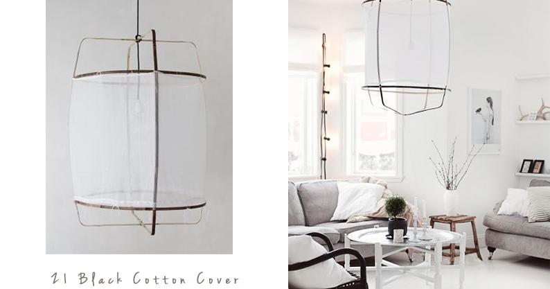Design Ay Illuminate : Dacon design blog wnętrzarski: bawełniane lampy z kolekcji ay