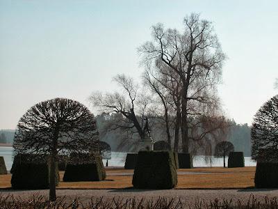 Drottningholm Palace, Lovon Island, Stockholm County
