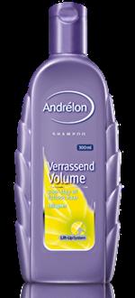 Andrélon Verrassend Volume Shampoo.