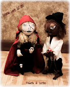Gothic Red Riding Hood & Lycan
