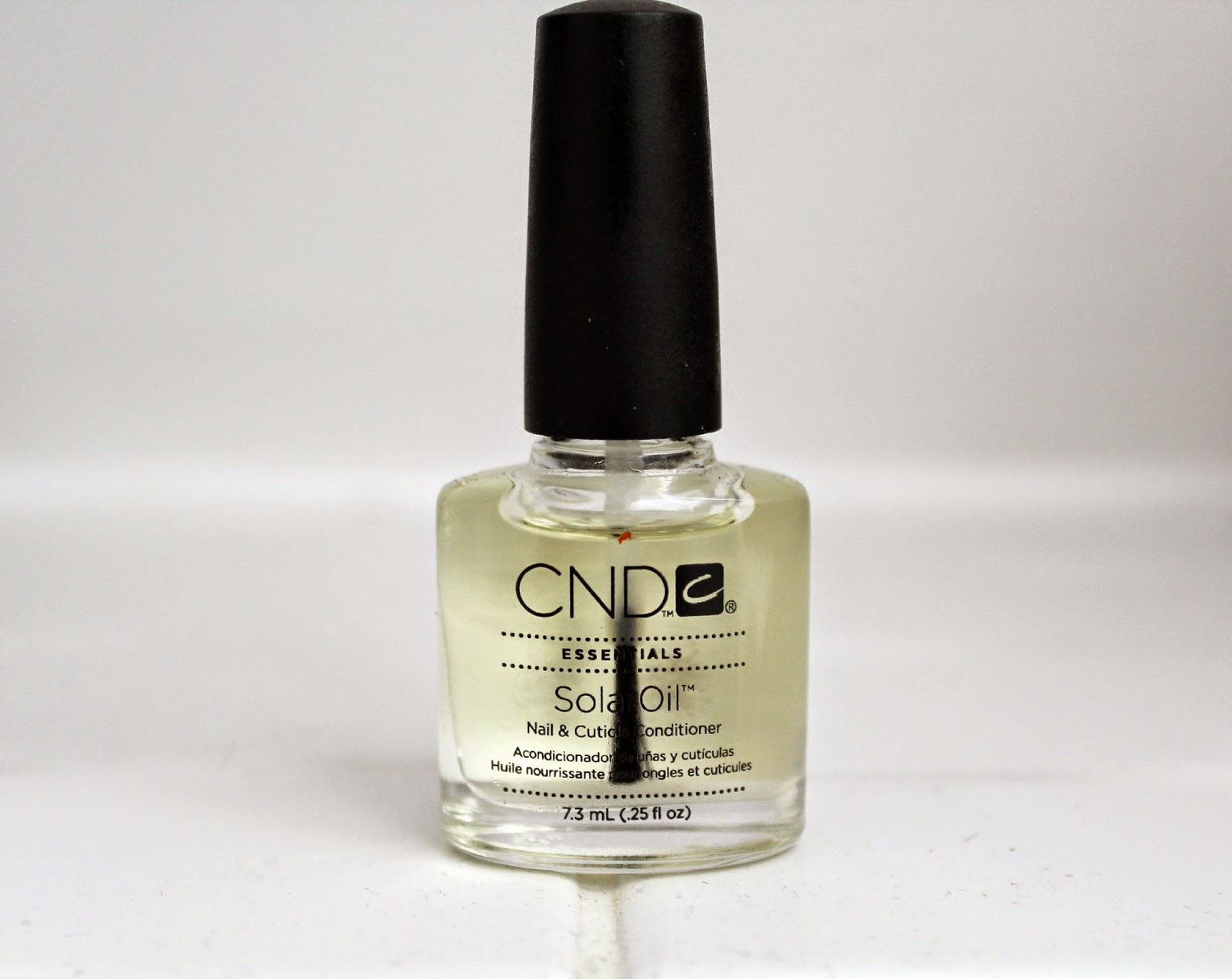 The Day In The Life Of Cnd Solar Oil Healthier Stronger