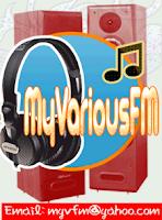 setcast|MyVariousFM Online