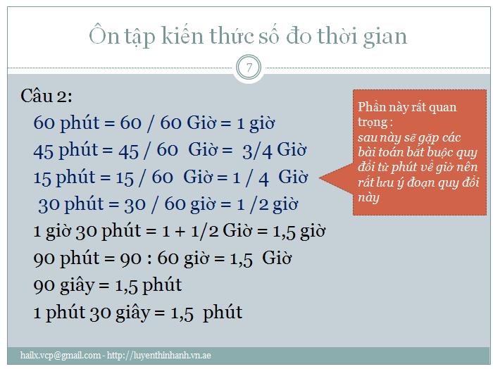 Các bài toán về thời gian toán lớp 5 (7)