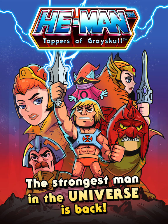 He-Man Tappers of the Universe