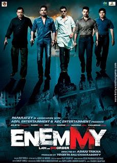 Enemmy (2013) HDSCamRip Full Movie Watch Online Free Single Link
