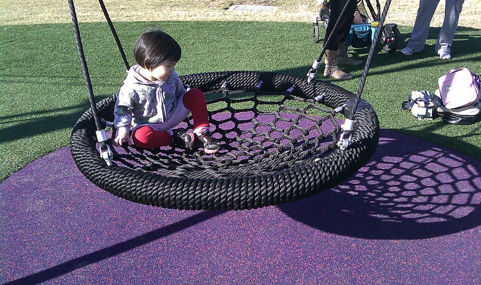Sparrowgals Fart New Playground At Blaxland Riverside Park