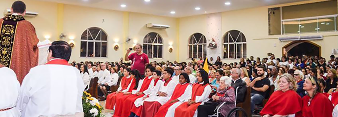 Blog da Paróquia Nossa Senhora do Bonsucesso de Inhaúma