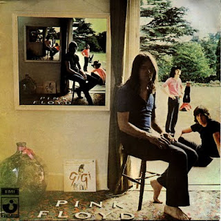 Umma Gumma Pink Floyd the droste cover