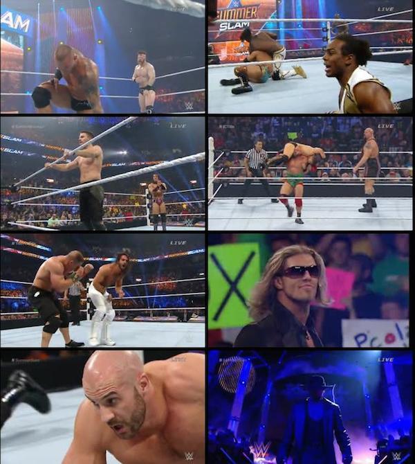 WWE SummerSlam 2015 PPV WEBRip 480p