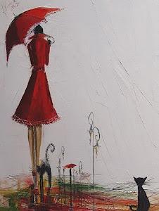 Pintura de Justyna Kopania