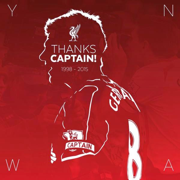 Steven Gerrard Liverpool
