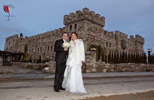 младоженци калояновата крепост арбанаси