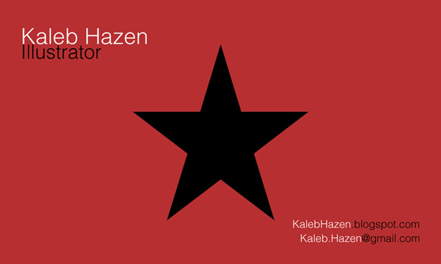 Kaleb A Hazen - Illustrator