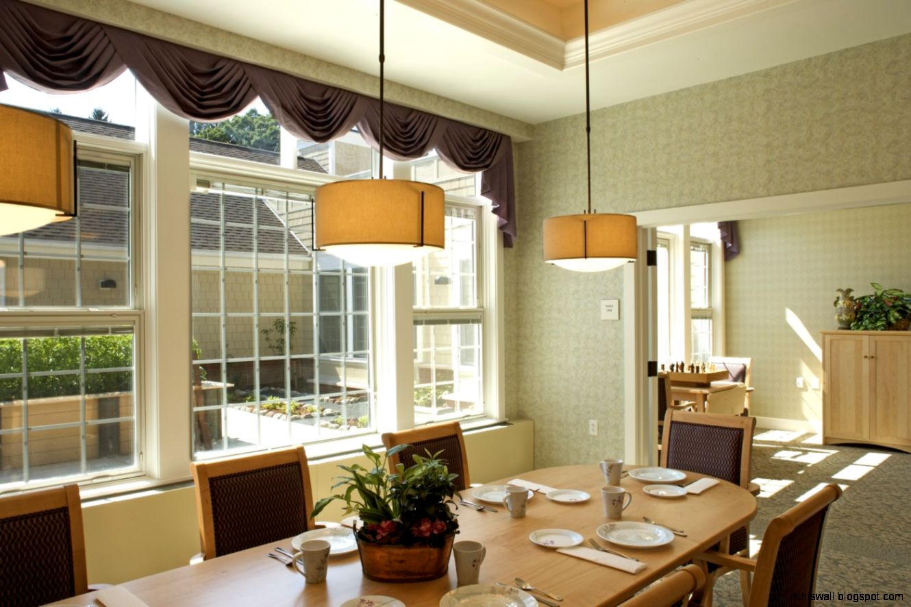 Nursing home interior design this wallpapers for Nursing home dining room ideas