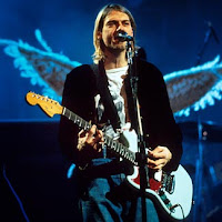 Kurt Cobain In utero