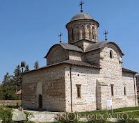 Biserica Domneasca Sf Nicolae - Curtea de Arges