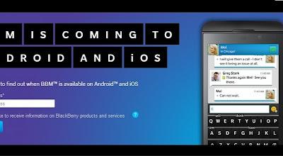 Pengujian BBM Untuk Android Dan Ios